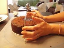 Nat cake leveling