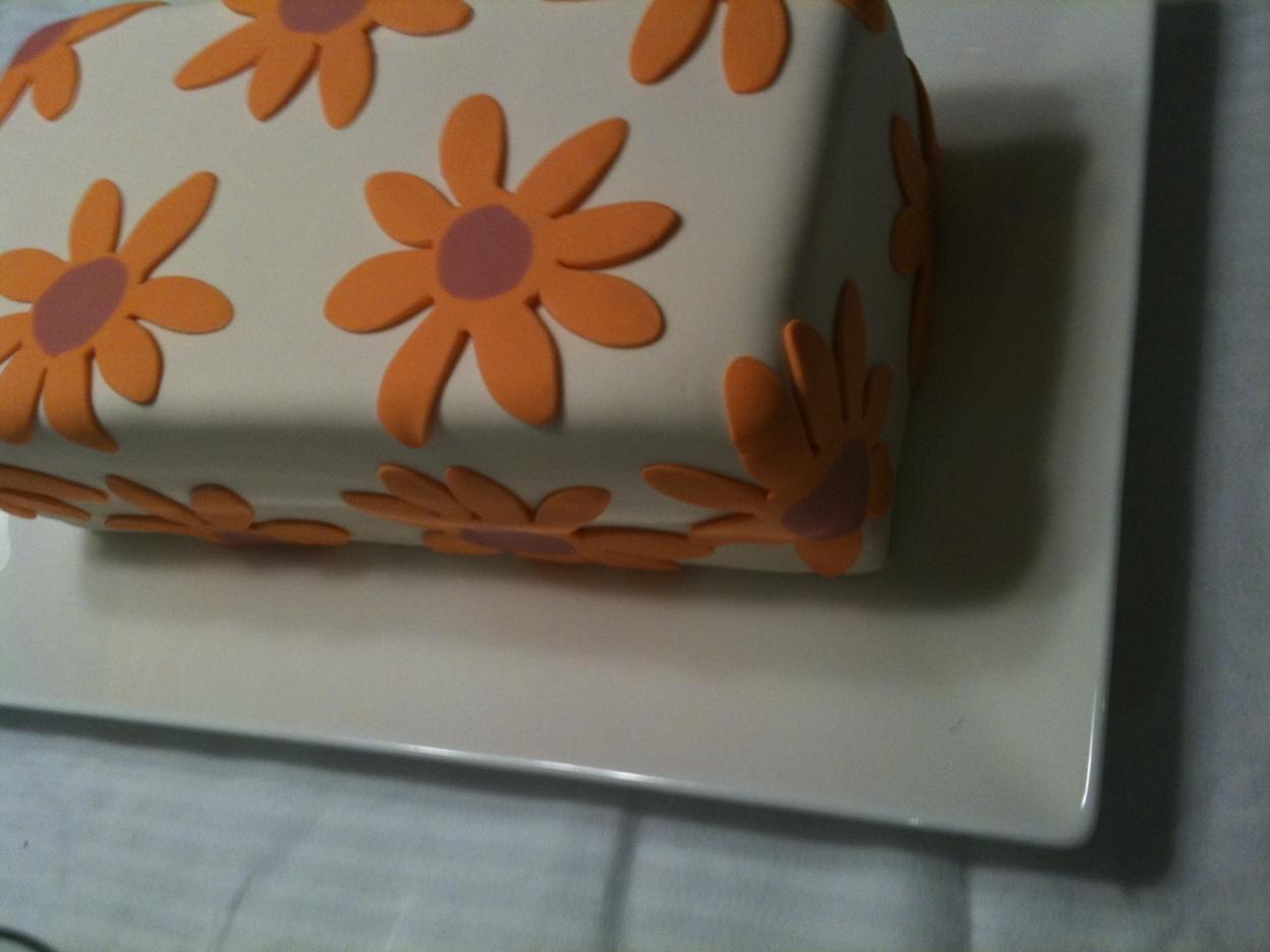 The Lemon Poppy Seed Cake