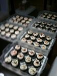 7 dozen chocolate cupcakes