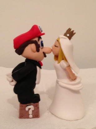 Mario and Princess