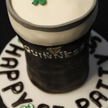 St-Patty's Day Guinness Pint