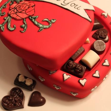 Valentine's Day Box of Chocolates